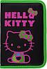 Пенал для девочки Hello Kitty HK14-622-2K Германия