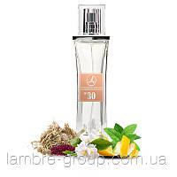 Парфюмированная вода Lambre № 30 (в стиле CHANCE от Chanel) 50 ml
