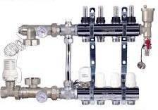 Комплект для подключения системы теплый пол FADO FLOOR 4 выхода