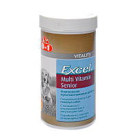Эксель мультивитамины для пожилых собак 70 таб. 8 in 1