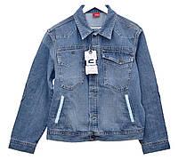 Пиджак мужской джинсовый Crown Jeans модель 488 rkng VINTAGE DENIM COLLECTION