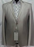 Мужской костюм  из полированной шерсти Antoni Zeeman