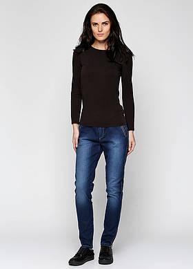 Зауженные джинсы темно-синие 2017 MIRANDA