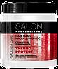 """Маска с плацентой для поврежденных волос  Термозащита  ТМ """"Salon Professional"""" , 1000 мл., фото 2"""