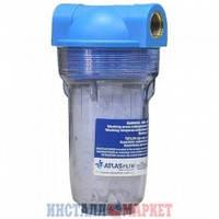 Фильтр полифосфатный двухкомпонентный Atlas DOSAFOS MIGNON L 2P,1/2, 8 Bar