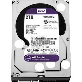 Western Digital Purple 2TB 64MB 5400rpm WD20PURZ 3.5 SATA III