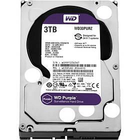 Western Digital Purple 3TB 64MB 5400rpm WD30PURZ 3.5 SATA III