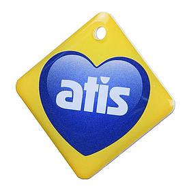 Atis RFID KEYFOB EM RW Heart