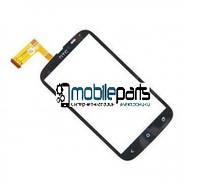 Оригинальный Сенсор (Тачскрин) для HTC T328e Desire X (Черный)