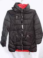 Женская длинная куртка осень/зима 6610, фото 1
