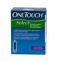 Тест-полоски One Touch Select №50