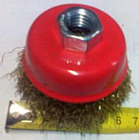 Щетки зачистные чашечные d 65 мм M14, фото 1