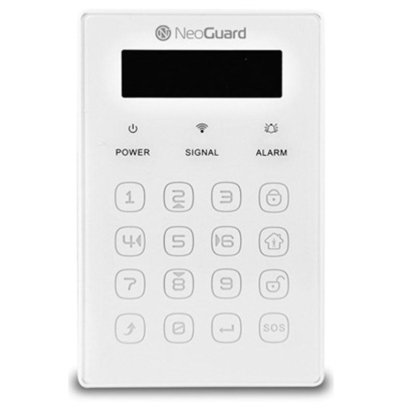 NeoGuard KeyPad