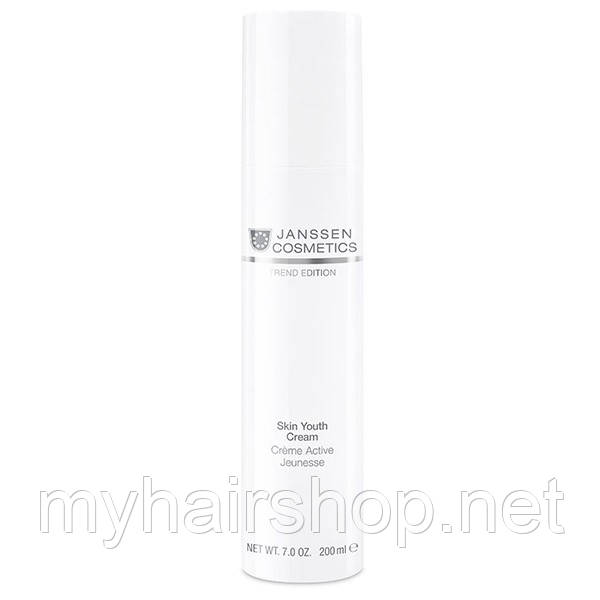 Ревитализирующий крем JANSSEN Trend Edition Skin Youth Cream 200 мл
