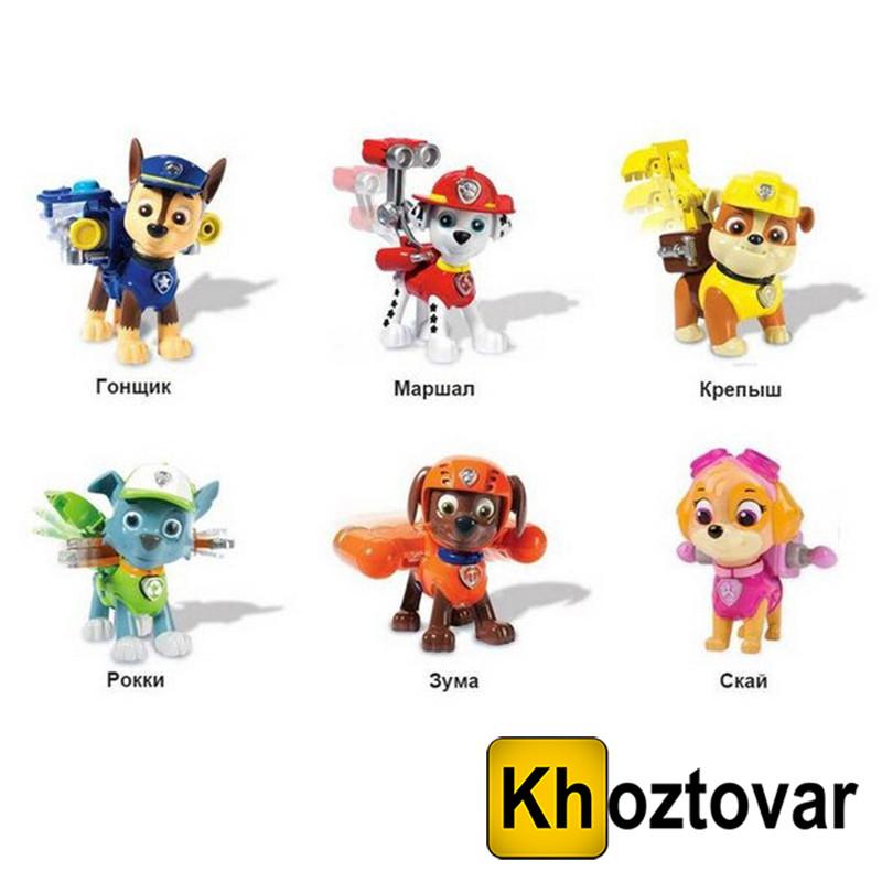 """Набір фігурок для дітей від 3 років """"Щенячий патруль"""" PAW Patrol"""