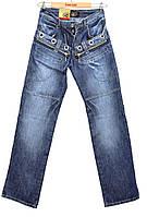 Джинсы мужские Crown Jeans модель 2231 (SLX) Vintage Denim