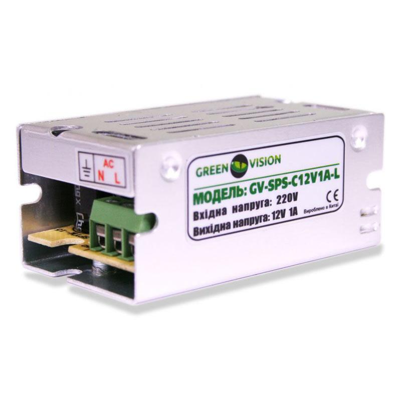 Green Vision GV-SPS-C 12V1A-L(12W)