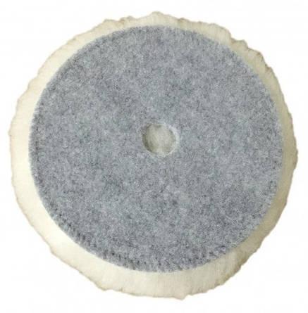 Koch Chemie Lammfell-pad меховой круг 150 мм, фото 2