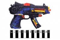 Пистолет музыкальный 213