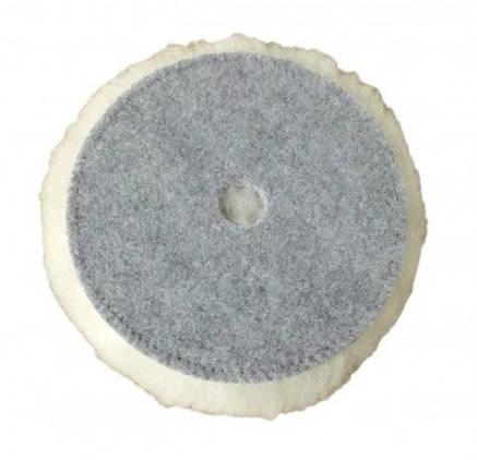 Koch Chemie Lammfell-pad меховой круг 130 мм, фото 2