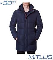 Мужская зимняя куртка утепленная