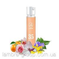 Духи Lambre № 35 (в стиле J'ADORE от Christian Dior) 1.2 ml