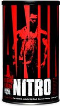 Аминокислоты, Universal Nutrition, Animal Nitro, 44 пакети