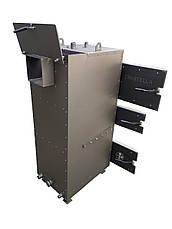 Двухконтурный пиролизный котел 50 кВт, фото 3