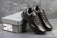 Мужские кроссовки Ecco Biom черные 3180