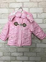 Куртка для девочки .