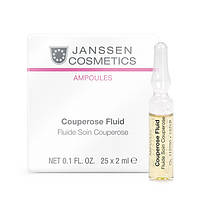Антикупероз JANSSEN Ampoules Аnti-Couperose 25*2мл