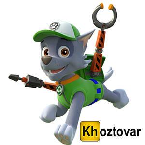 """Фігурка для дітей від 3 років """"Щенячий патруль. Роккі"""" JIR DU TOYS"""
