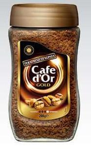 Кофе растворимый Cafe d'Or Gold 200 гр