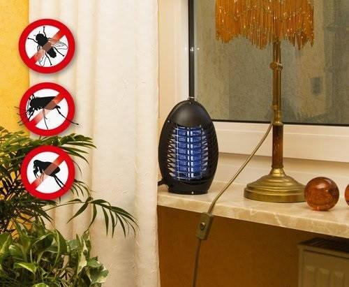 Уничтожители насекомых в интернет-магазине