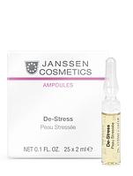 Антистресс (чувствительная кожа) JANSSEN Ampoules De-Stress 25*2мл