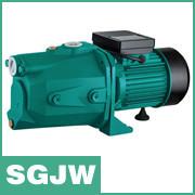 Самовсасывающие струйные насосы серии SGJW с эжектором