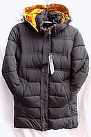 Мужская длинная куртка осень/зима оптом 6609