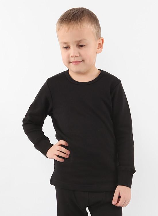 Термофутболка детская с длинными рукавами (рост 140-158)
