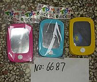 Детский Мобильный телефон, 3 цвета, 6687