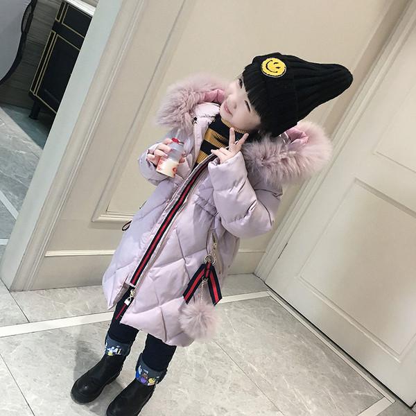 Детская куртка с лентой на кармане