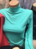 Женские гольфы водолазки вискоза Норма Большой выбор расцветок