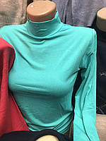 Женские гольфы водолазки вискоза Норма Большой выбор расцветок , фото 1
