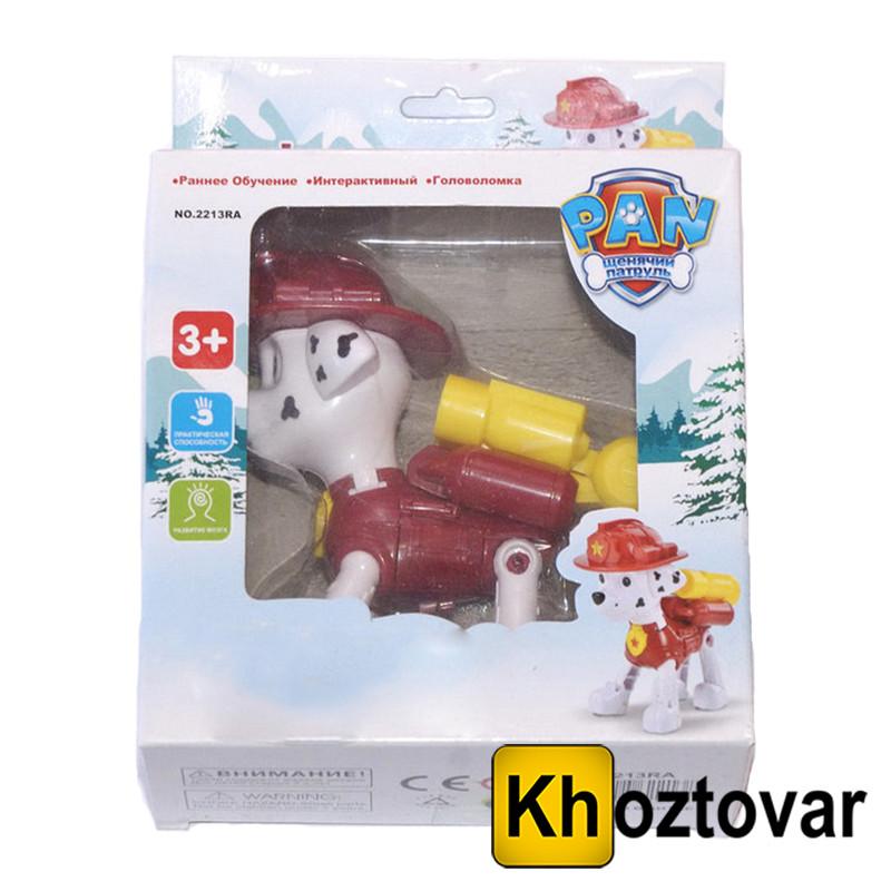 """Фигурка для детей от 3 лет """"Щенячий патруль. Маршал"""" PAN Paw Patrol (2213RA)"""