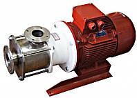 CP-150-1000 - скоростной насос для перекачки дизельного топлива, масла 380 Вольт, от 150 л/мин