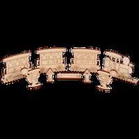 Заготовки для декорирования FLC-054S