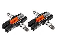 Колодки тормозные Author ABS-3CC для V-Brake MTB - 2 пары