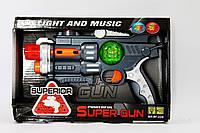 Пистолет музыкальный, свет, звук, RF229