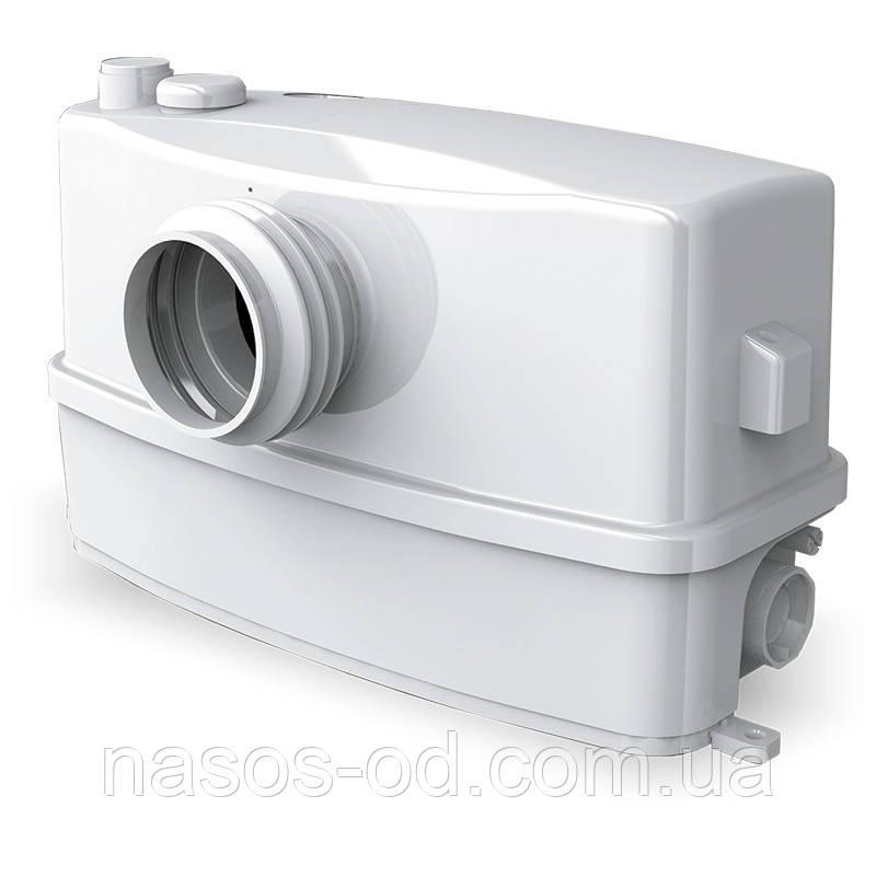 Канализационная станция сололифт Leo (Aquatica) для санузлов 0.6кВт Hmax8м Qmax110л/мин (776912)