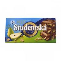 Шоколад Studentska молочный