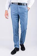 Классические мужские брюки, светлые  AG-0003321 Серо-сизый